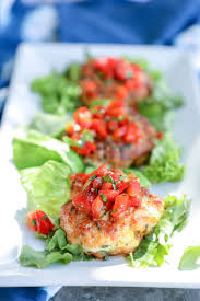 Keto Fish Cakes with Roasted Red Pepper ...