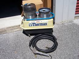 carpet cleaner cp 3 thermax extractor
