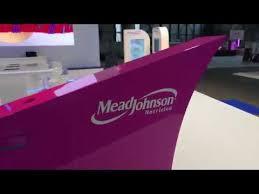 mead johnson nutrition booth at esphgan