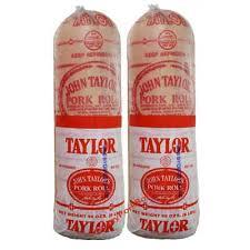 taylor ham aka taylor pork roll