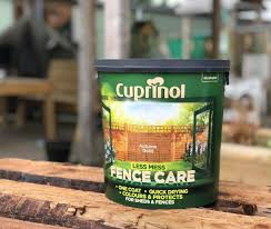 Cuprinol Autumn Gold Less Mess Fence Care 6l Woodstoc Outside Made Better