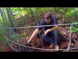 Building Cheap And Simple Dog Fence Youtube