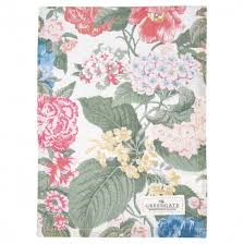 GreenGate Tea towel Adele white [COTTEAADE0112]   GreenGate, Buy ...