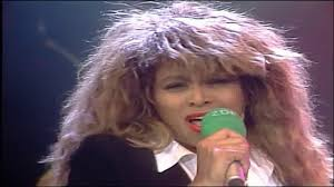 Tina Turner - Simply The Best 1989 - YouTube