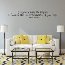 Shop Day Of Your Life Wall Decal Vinyl Art Home Decor Quotes And Sayings Overstock 11692663