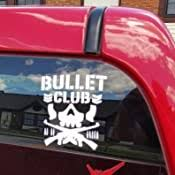 Amazon Com Bullet Club New Japan Pro Wrestling Flashdecals0473 Set Of Two 2x Decal Sticker Laptop Ipad Car Truck Computers Accessories