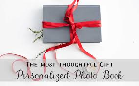 the most thoughtful gift personalised