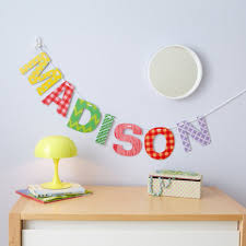 Banners And Hanging Decor Kids Room Decor