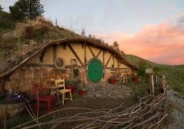 louer une maison de hobbit du seigneur