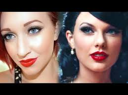 taylor swift wildest dreams makeup