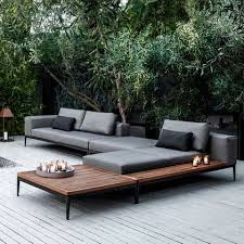 31 stylish modern outdoor furniture ideas