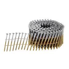 2 1 4 In Galvanized Coil Siding Nails 3000 Pc