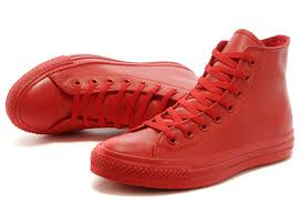red leather chucks up to 74 s