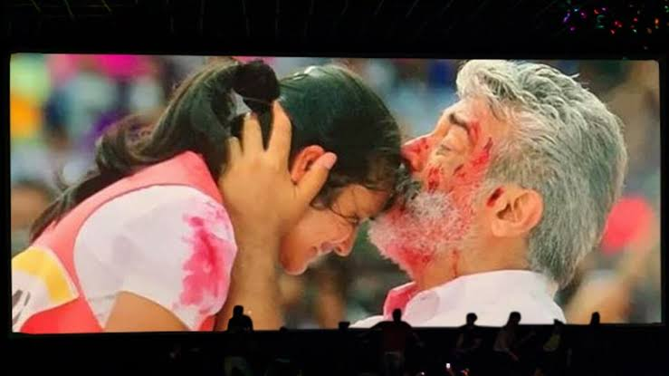 Image result for viswasam climax""