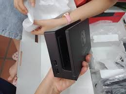 Máy chơi game Nintendo switch v2 - 2019 - 9.500.000đ