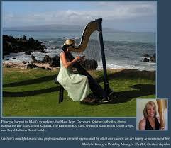 maui harps maui weddings ians