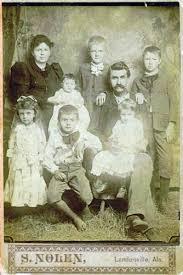 Richard Randolph Reynolds' Family