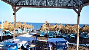 BeachDibs | Santorini Dodo's Beach Bar ...