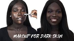 makeup tutorials for darker skin tones