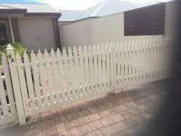 Picket Fence In Adelaide Region Sa Home Garden Gumtree Australia Free Local Classifieds