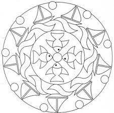 Afbeeldingsresultaat Voor Mandala Kleurplaat Zomer Mandala