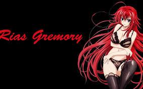 rias gremory desktop wallpaper 58817