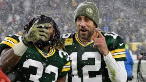 Aaron Rodgers wants Aaron Jones mentioned in MVP conversation -  ProFootballTalk