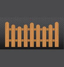 Fence Transparent Background Vector Images Over 210