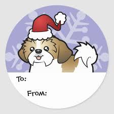 shih tzu gift s puppy cut