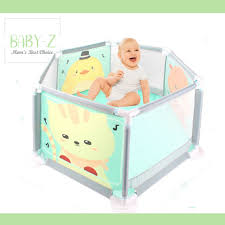 Baby Z Safety Game Fence Room Divider Play Den Children S Ball Pool Baby Kids Indoor Outdoor Safety Game Playpen Fence Lazada Ph
