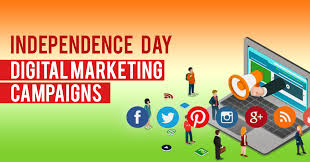 successful independence day social media marketing campaigns