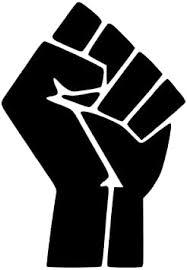 Amazon Com Black Lives Matter Hand Pattern Anti Racism Blm Movement Decals Stickers Vinyl 3d Bumper Sticker For Car Trucks Windows Doors Vans Walls Laptop Black Arts Crafts Sewing