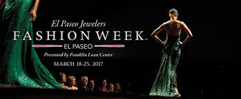 fashion week el paseo 2017 schedule