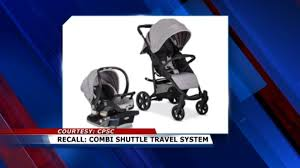 recall stroller car seat systems recalled