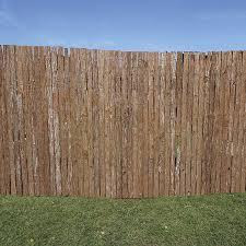Bark Garden Screening Roll 6 5ft X 13ft 2m X 4m Garden Fence Waltons