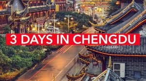 3 days in chengdu and mt emei