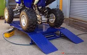multi purpose hydraulic work bench