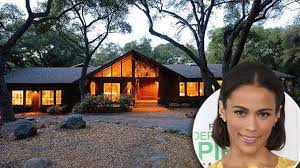Moving Out! Paula Patton Buys Calabasas Home Without Robin Thicke ...