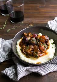 beef bourguignon recipe for two