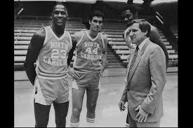 Michael Jordan on Dean Smith's passing: 'mentor, teacher, second father' -  Chicago Tribune
