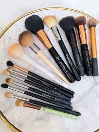 beginner makeup brush guide the