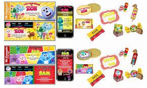 Kit Imprimible Canciones Del Zoo Cumplearte