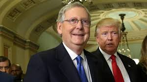 Trump will need Mitch McConnell as Pelosi and Democrats control House