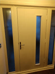 stippolyte glass door fitted in