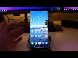 best galaxy note 9 live lock screen