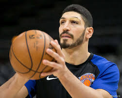Report: Turkey Seeks Warrant for NBA Player Enes Kanter | Voice of ...