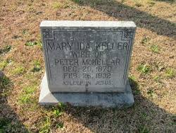 Mary Ida Keller McKellar (1870-1932) - Find A Grave Memorial