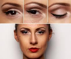 clic pin up makeup tutorial video