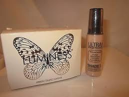 new luminess air stream airbrush makeup