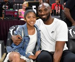 Kobe Bryant was proud of his daughter Gianna, a basketball star in ...